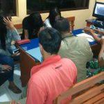 Ramadhan Petugas Gabungan Kecamatan Trucuk Sisir Kalisari