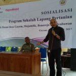 Tingkatkan Produksi Pertanian LPPM Unigoro Adakan Sekolah Lapang
