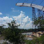 Takut Diarbitrase, Dinas PU Tak Berani Putus Kontrak Jembatan Trucuk