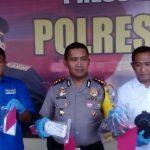 Polres Tuban Tangkap Pencuri Specialis Speedo Meter Truk Asal Jateng