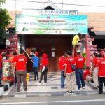 Peringati Harkitnas Lapas Tuban Gotong Royong Cat Kantor