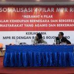 Abidin Fikri : Persatuan dan Toleransi Sebagai Modal Kemajuan Bangsa Indonesia