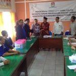KPUD Bojonegoro Baru Terima Pendaftaran Bacaleg Dari 2 Partai Peserta Pemilu