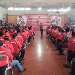 Hadapi Pileg Pilpres 2019 DPC PDI Perjuangan Kumpulkan Kader Pengurus
