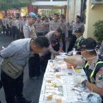 Polisi Berjenggot Kena Razia Disiplin Propam