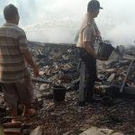 Ditinggal Nonton Karnaval, Bara Api di Tungku Ludeskan Rumah