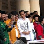 Relawan Pendukung Gatot Nurmantyo Alihkan Dukungan ke Jokowi – Ma'ruf Amin