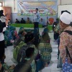 Masuki Tahun Baru Hijriyah, Sekitar 120 santri Laksanakan Posive Charcter Camp