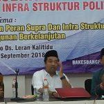 Peran Supra dan Infrastruktur Politik Dalam Pembangunan