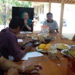 Pasca Dilantik Anna Muawanah Akan Fokus Bangun Jalan Poros Kecamatan