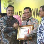 Pemkab Tuban Raih Penghargaan Inagara Award 2018