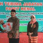 Adi Prayitno Kacabdisdik Jatim Di Bojonegoro, Sumiarso Kacabdisdik Jatim Di Kediri