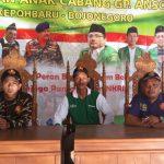 Cetak Kader SerbaGuna, PAC GP Ansor Kepohbaru Gelar Diklatsar