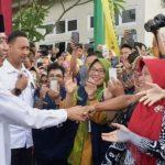 Presiden Jokowi : Inti Kebudayaan Yakni Kegembiraan