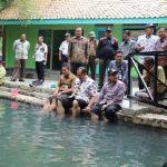 Wabup Kunjungi 4 Tempat Wisata Hutan di Tuban