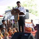 Ke Bumi Wali Menteri Pertanian Lakukan Panen Raya Jagung