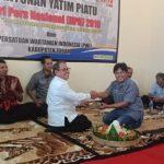 Peringati HPN, PWI Tuban Tempati Kantor Baru