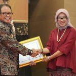 Pemkab Tuban Raih Penghargaan Bidang Kearsipan