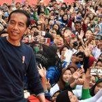 Survey Konsepindo Jokowi Maruf Amin Unggul 20 Persen