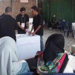 TPS Ditutup Jumlah Kehadiran Pemilih 80 Persen Lebih