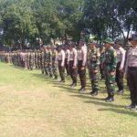 Wakil Bupati Bojonegoro Pimpin Upacara Pelepasan Peserta Latsitardanus ke 39