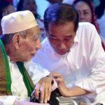 Survei LSI : Jokowi Maruf Amin Unggul di Segmen Pemilih Muslim