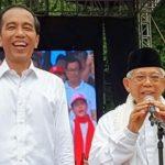 Survei LSI Denny JA : Jokowi Maruf 55,9 Persen, Prabowo Sandiaga Uno 34,2 Persen