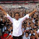 Survei Indo Barometer Jokowi Maruf Amin 59,9 Persen dan Prabowo Sandiaga Uno 40,1