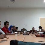 Dikominfo Gelar Diskusi Kemitraan Dengan Media Cyber