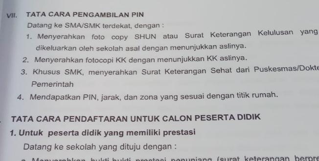 Kabar Foto Copy Kk Harus Legalisir Sebagai Syarat Ppdb Sma