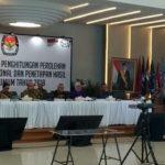Jokowi Maruf Amin Menang Tipis di Gorontalo