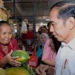 Presiden Jokowi Soal Ruwetnya Perizinan Dan Fakta Izin Pasar Desa Ngampel