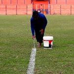 Stadion Sudirman Dinyatakan Layak Digunakan Untuk Sepak Bola Porprov