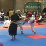 Atlet Kempo Tuban Raih Medali Perak