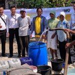 Peringati Hari Pajak KPP Pratama Tuban Salurkan Bantuan Air Bersih