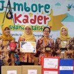 Tuban Raih Juara Umum Jambore Kader Posyandu Jatim