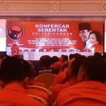 Patuhi Rekom DPP, 28 PAC Terima Abidin Fikri Ketua DPC PDIP Bojonegoro