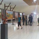 Kelompok SangRupa Gelar Pemeran Lukisan di Gedung PCK