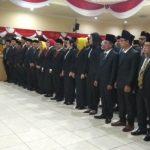 50 Anggota DPRD Bojonegoro Dilantik dan Ucapkan Sumpah