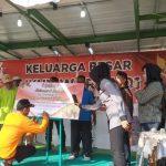 Wabup Bojonegoro Launching Kampung Lontong Lodeh Mliwis Putih