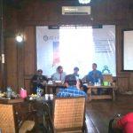 Astek On GGO Rajut Kebersamaan Dengan Media Lokal
