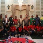 Tuban Biak Bersaudara, Bupati Jamu PSBS Biak di Rumah Dinas