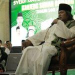 Bupati Huda dan Gus Muwafiq Beri Tauziyah di Haul Sunan Bonang