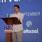Wagub Jatim Resmikan Pabrik Pengolahan Makanan Laut di Tuban