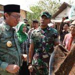 Bupati dan Baznas Launching Batik Ramah Lingkungan