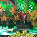 Dibuka Gubernur, MTQ ke- 28 Jatim Dimeriahkan Wali Band dan Tari Rampak