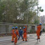 Tingkatkan Kompetensi Pemuda Sekitar Pabrik, Semen Indonesia Berikan Pelatihan Scaffolding