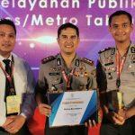 Polres Bojonegoro Terima Penghargaan Dari Kemen PAN-RB