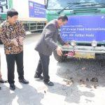 40 Ton Ikan Olahan Produksi Tuban Berangkat Ekspor