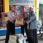 Polsek Sumberrejo Salurkan Bantuan Kapolres Bojonegoro Ke Panti Asuhan